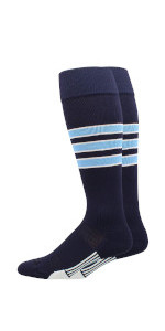 Baseball Socks stripes striped