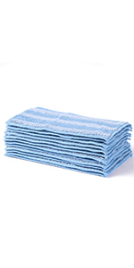 BACK TO SCHOOL RUILLSEN Microfiber Mop Pads Washable,Flat Spray Cleaning Mop Pads Refills