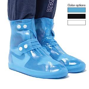 Thick series rain shoe covers