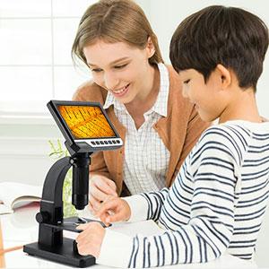 microscope kit for kids 8-12