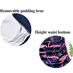 tummy control bikini set