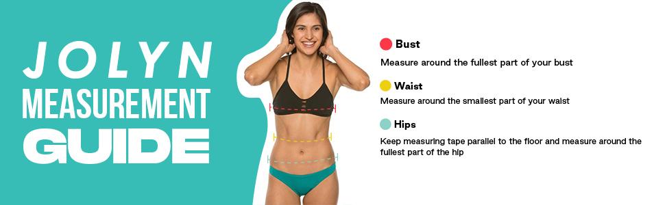 Bikini measurement