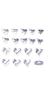 metal charms metal charms craft jewellery making charms Mixed charms