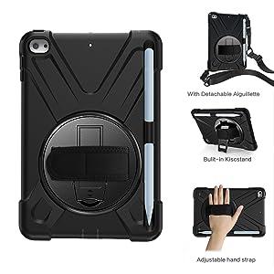 KIQ shield case for Apple iPad Mini 4th 5th Gen