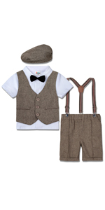Toddler Boys Formal Outfit