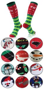 Christmas Festive Gift Socks