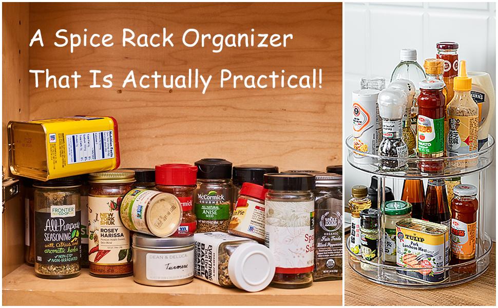 spice rack organizer
