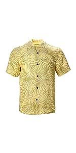 Men's Relaxed-Fit Linen Shirt