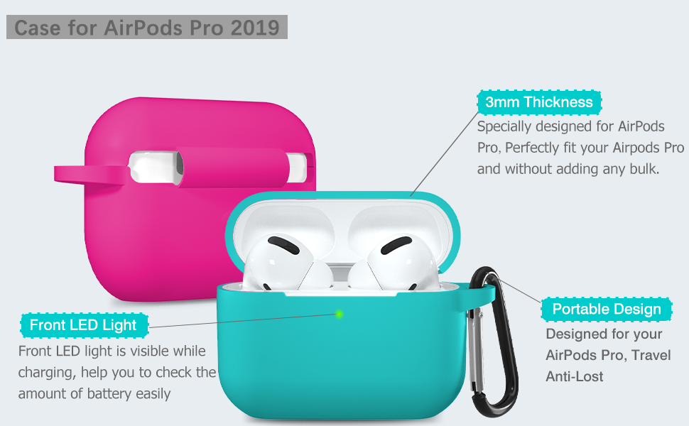 GEAK for airpods pro case cover
