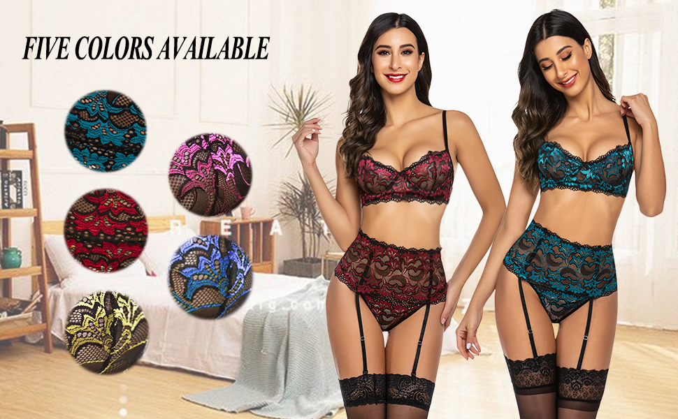 sexy underwired lingerie