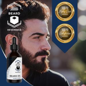 Vanilla Beard Oil Promise