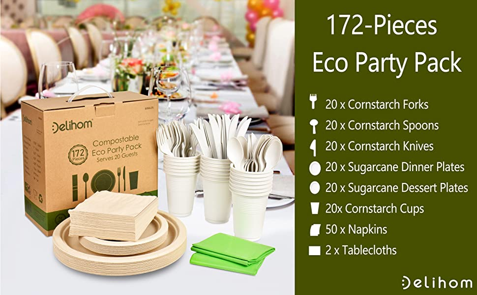 Eco Party Pack
