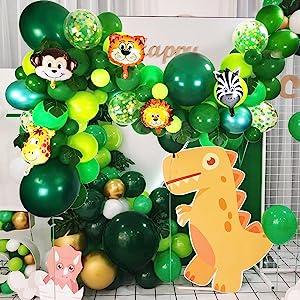 Safari Woodland Birthday Party Supplies