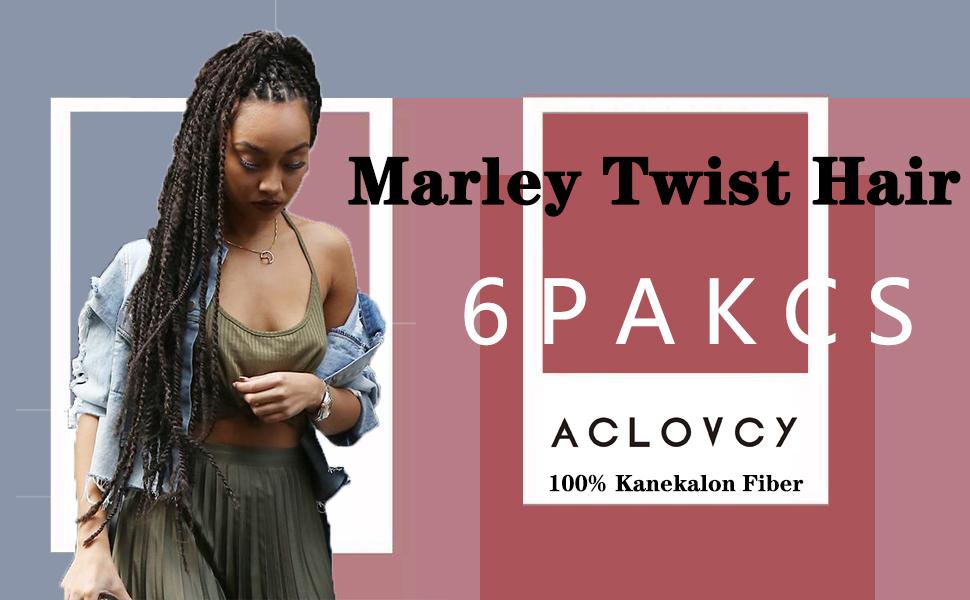 marley twist hair