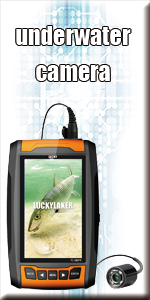 fishing underwater camera