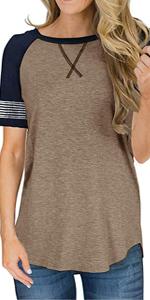 clolor block shirt