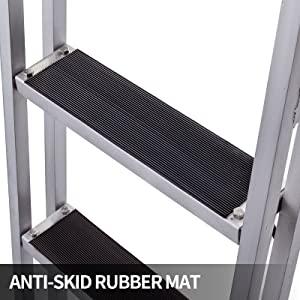 removable boat ladder