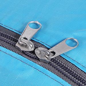 2-way zippers
