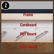 Reorganize the cardboard