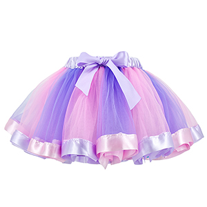 purple unicorn tutu