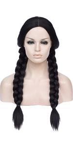 Double Braid Wig