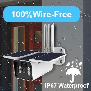 ip67 waterproof security camera ip65 battery camera video surveillance camera outdoor