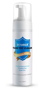 BOMBEX Toy Cleaner