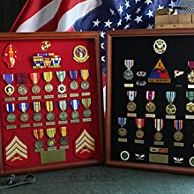Shadow Boxes - Medals of America