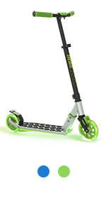 Neon Flash LED Scooter
