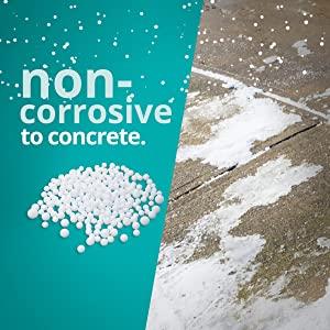 pet safe ice melt non-corrosive