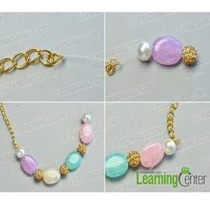 Random Mixed Colors Imitation Gemstone Acrylic Rhombus Spacer Beads
