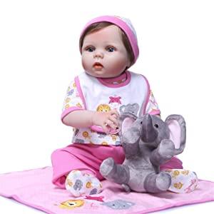 reborn baby doll silicone full body