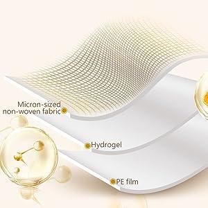 EYE PADS; hydrogel eye patches