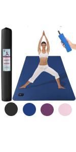 Cambivo Large TPE Yoga Mat