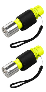 waterproof flashlight high lumens