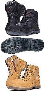 work boots rockrooster AK050 AK050BK