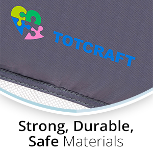 stromg durable and safe non-toxic materials
