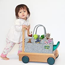 Easy to Move Baby Diaper Caddy