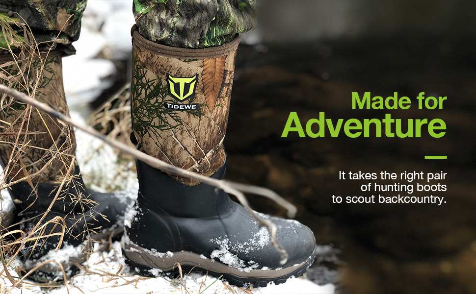 hunting boots for men