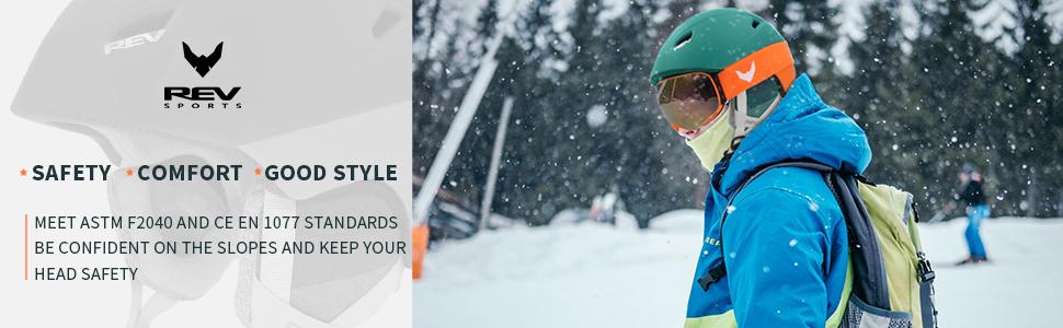ski helmet men