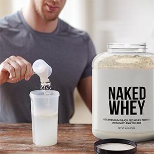 Naked Whey grass-fed whey protein powder, grass fed whey protein powder nacked whey protein powder