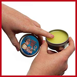 How to apply Tattoo Balm? Dry, cracked, wrinkled pregnancy skin, fix with Barker Goods Balm