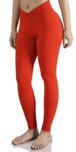 ODODOS Tummy Control Yoga Pants
