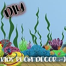 wall decals room decor stickers murals kids children boys girls baby nursery toddler unisex best fun