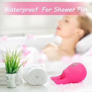 Rabbit Vibrator Clitoris Vagina Stimulator Powerful Vibrating Waterproof Rechargeable Sex Toys