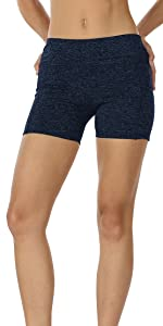 icyzone Workout Running Shorts Women