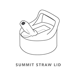 Summit Straw Lid
