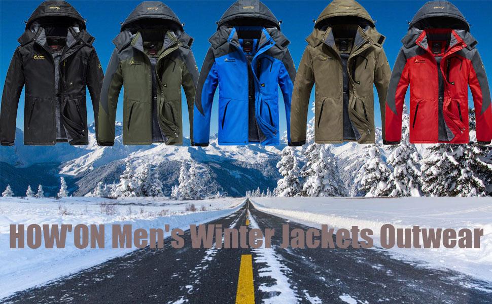 jacket for cold weather men mens winter coat ski coats for men winter jackets for men ski jacket