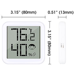 temperature humidity monitor