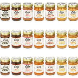 Big Spoon Roasters Variety of nut butters